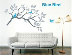 Big Stencils Blue Bird