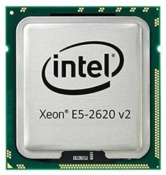 Intel Xeon E5-2620 v2 Six-Core Processor Suitable for V2 Motheboard