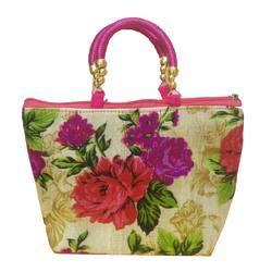 Floral Ladies Handbag