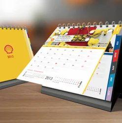 Multicolor Corporate Calendar Design