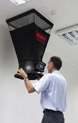 DBM610 Airflow Meter
