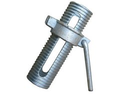 Stainless Steel Hot Dipped Galvanized Prop Sleeve, For Industrial