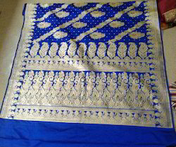 Handloom Silk Bridal Saree