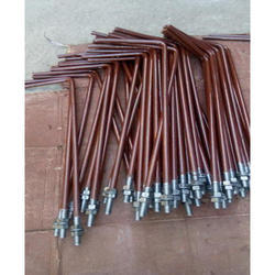 Mild Steel J And L Type Foundation Bolt, Packaging Type: Jute Gunny Bags