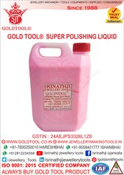 Gold Tool Jeweler Super Polishing Liquid
