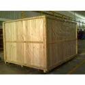 Heat Treated Pine Wood Box