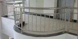 SS Spiral Handrail