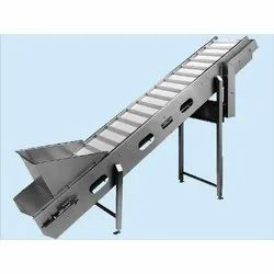 Side Wall Cleated Belt Conveyor