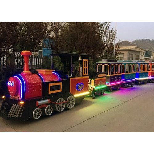 Amusement Park Rides - Trackless Train Wholesale Trader from