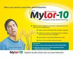 Anti-Allergy & Anti-Histamine