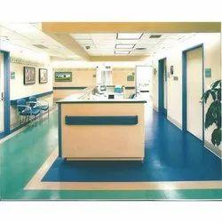 Hospital Interior And Reception Designing