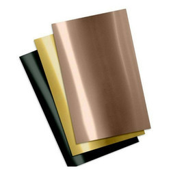 Stainless Steel Rose Gold Mirror Sheets