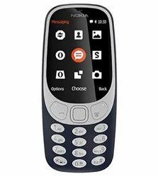 Black Nokia 3310 (Dark Blue)