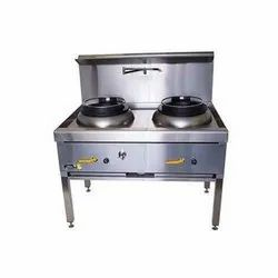 Chinese Cooking Burner