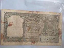 Rarest 2 Rupees Note