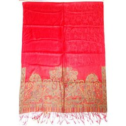 Silk Viscose Cutwork Shawls