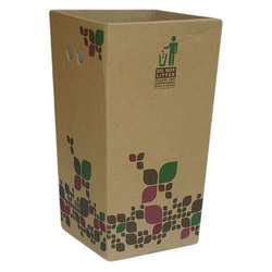 5 Ply Narrow Flute Printed Corrugated Packaging Boxes