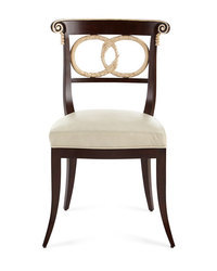 Leather Wooden Dining Chair, Leather Furniture