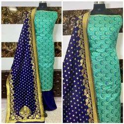 Banarasi Dress Material
