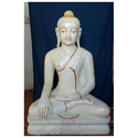 Off White Buddha Statue