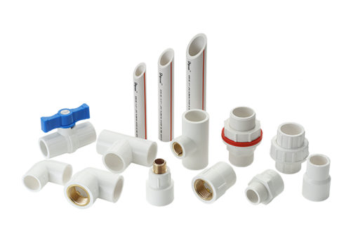 UPVC Pipes Fittings