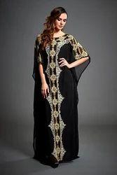 Muslim Abaya Dress