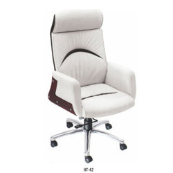 White Director Chair