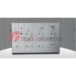 Aluminium Automatic MCC Panels, Voltage: 210 V