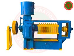 Canola Seed Oil Extraction Machine / Screw Press