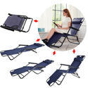 Kawachi Comfortable Easy Folding Reclining Chair