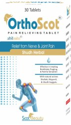 Pain Relieving Tablet