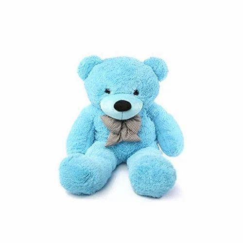 af24732d0e6 Sky Blue 4 Feet Stuffed Teddy Bear