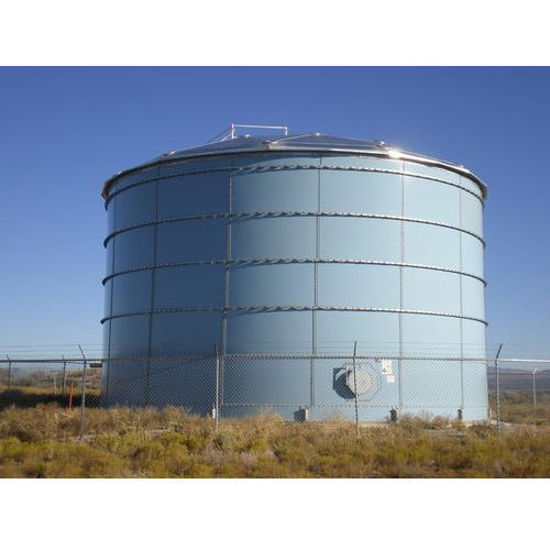 SS316 Structured Tanks, Usage : Industrial ,Capacity (Litre) : 1000-10000