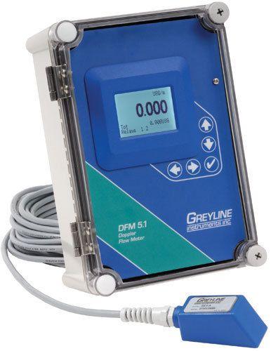 Ultrasonic Flow Meter - Ultrasonic Doppler Flow Meter for