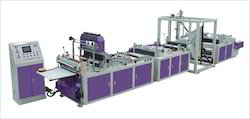 Fully Automatic Box Bag Making Machine