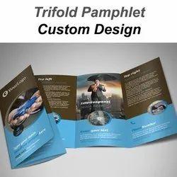 Pamphlets (Digital Customized Any Size)