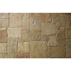 Bathroom Natural Stone Wall Tile, Size: 250x375 mm And 300x600 mm, Thickness: 0-5 mm
