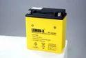 Lemon-x 12 V /5 Ah Smf Motorcycle Battery, Weight: 1.8 Kg