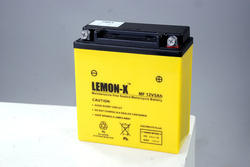 12v 5ah SMF Motorcycle Battery