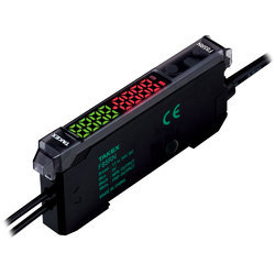 Dual Display Fiber Optic Sensor