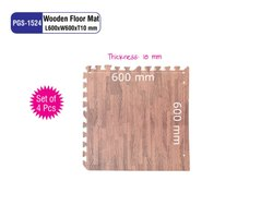 WOODEN FLOOR MAT