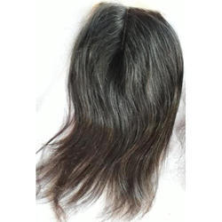 Natural Virgin Straight Closure