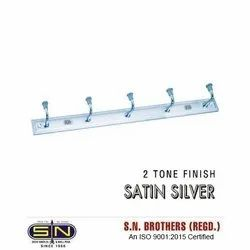 SN 601 (2Tone) Wall Pegs, Number Of Hooks: 5
