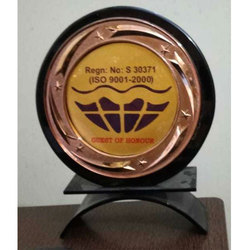 Round Momento Trophy
