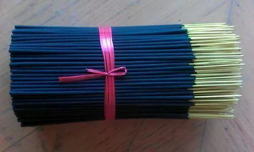 Raw Incense Sticks And Agarbatti Premix Powder