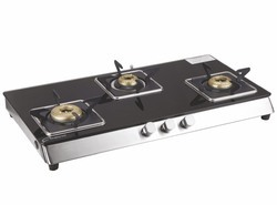 PCT-102 3 Burner Cook Top