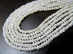 Natural White Pearl