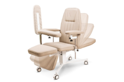 Phlebotomy Chair - Reclining Model With Head Low.  sc 1 st  IndiaMART & Blood Donor Chair - View Specifications u0026 Details of Blood Drawing ... islam-shia.org