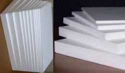 Normal EPS White Thermocol Sheet, For Packaging, Thickness: 8-15 mm