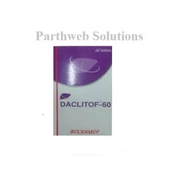 Daclitof 60mg Tablets